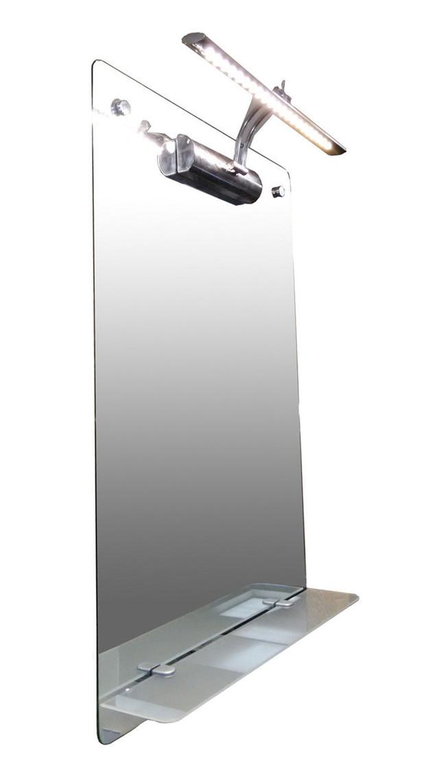 Теплое зеркало HGlass IHM 5080 L для ванной