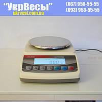 Весы лабораторные 3 класса точности BTU210