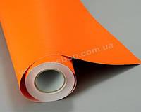 Структурная пленка Алмазная крошка оранжевого цвета (SOULIDE)