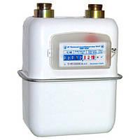 Газовый счетчик Визар G4 мембранный: чувствительность 0,005 м³/ч, t° измеряемой среды -40 +50°C