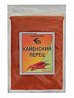 "Молотый перец Кайенский ""Пряности мира"", 30 г."