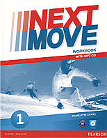Next Move 1 Workbook + CD (рабочая тетрадь )