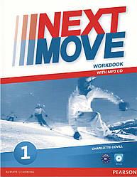 Next Move 1 Workbook + CD (робочий зошит)