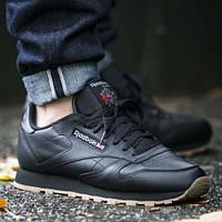 Топ продаж Оригинальные мужские кроссовки Reebok Classic Leather