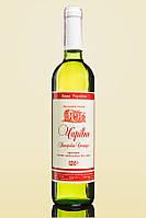 Вино полусладкое белое Чаривне Винодельческая станция