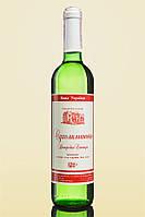 Вино сухое белое Сухолиманское Винодельческая станция