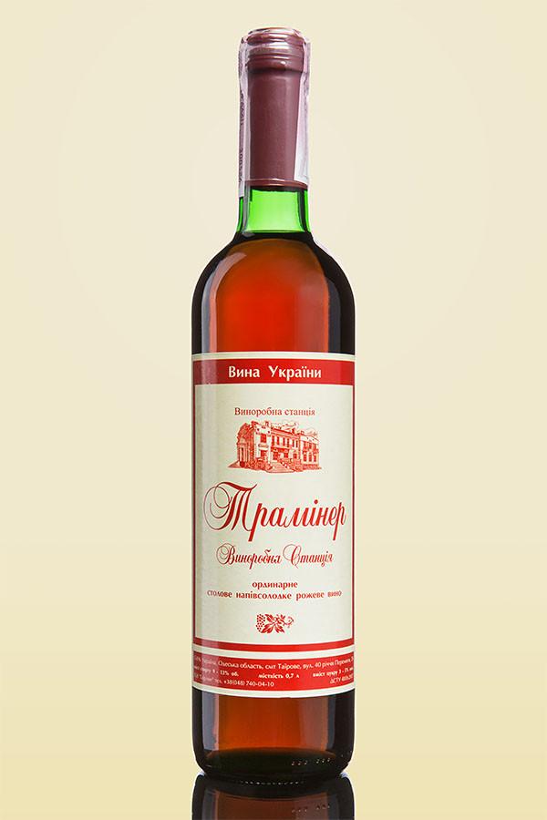 🍷 Красное Полусладкое Вино из Тёмных Сортов Винограда 🍇