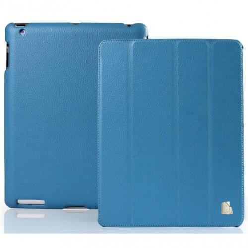 Чехол для iPad 2/3/4 JustCase Blue