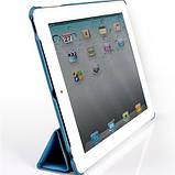 Чехол для iPad 2/3/4 JustCase Blue , фото 3