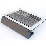 Чехол для iPad 2/3/4 JustCase Blue , фото 4
