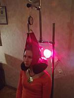 Аппарат вытяжения шейного отдела позвоночника «Альциона-01Ш».
