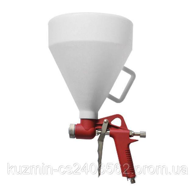 Штукатурный распылитель 4-8мм В/Б пластмассовый 7000мл 3-6b INTERTOOL PT-0402