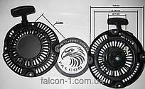Стартер для генераторов и 4-тактных двигателей EX13, EX17, EY12 .