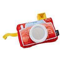 Fisher Price Мягкая фотокамера с зеркалом Crinkle Camera Mirror DFR11