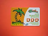 Пластикові карти на білому пластику, фото 2