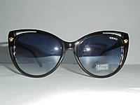 """Солнцезащитные очки """"кошачий глаз"""" Versace 6956, очки стильные, модный аксессуар,очки, женские очки,качество"""