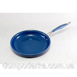 2436-S STAHLBERG Сковорода BLUE COLOR 20 см