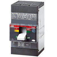 Автоматический выключатель Tmax  200A 3p 36kA T3N 250 TMD200-2000