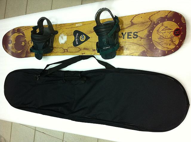 583d5724d101 Чехол для сноуборда 140 см.  продажа, цена в Харькове. чехлы для лыж ...