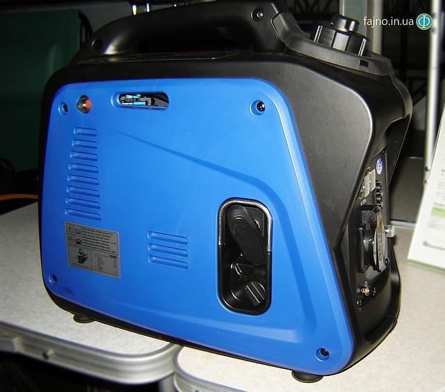 Инверторный генератора Weekender 1200i фото 1