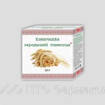 Клетчатка зародышей пшеницы - ООО ПТФ Фармаком в Харькове