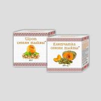 Шрот семян тыквы
