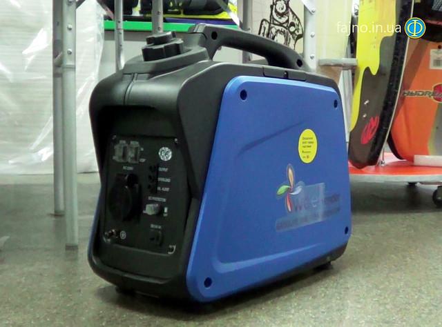 Инверторный генератора Weekender 1200i фото 2