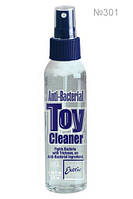Антибактериальный очиститель для секс-игрушек с триклозаном