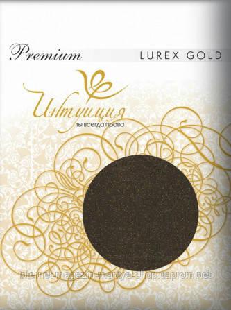 Колготки PREMIUM Lurex Gold