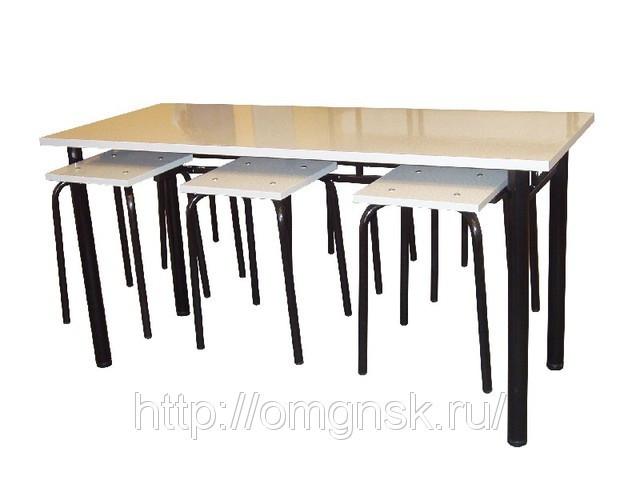 Мебель для школьной столовой