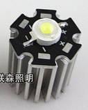 Радиатор  для светодиодов 1Вт, фото 2