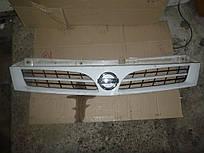 Решетка радиатора Nissan Interstar 03-10 (Ниссан Интерстар), 8200233586