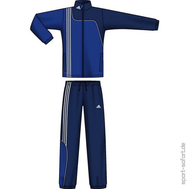 Спортивний костюм adidas Sereno Presentation Suit Training Teamwear