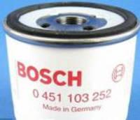 Масляный фильтр Ford Transit Connect 1,8TDCi Bosch 0451103252