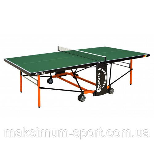 Всепогодный теннисный стол Sponeta S 4-72 е (Германия) - Все спортивные товары в лучшем интернет-магазине «MAXIMUM-SPORT» в Харькове