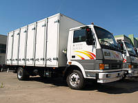 БАЗ Т713 хлібний фургон до 7,5т.