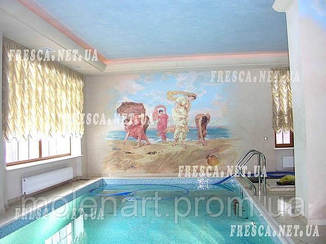 Подбор изображений фресок