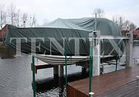 Тент стояночный для катера от 5-ти метров и выше.