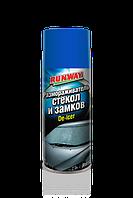 Размораживатель стекол и замков Runway RW6084 0,4 л