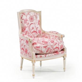 Кресло деревянное классическое ED-949PO