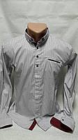 Нарядная подростковая рубашка на мальчиков размеры: 146,152,158,164,170 роста