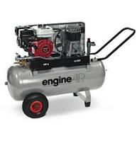 Компрессор бензиновый, 330 л/мин., 100 л