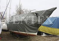 Тенты для лодок и катеров стояночные, фото 1