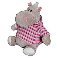 Мягкая игрушка «Orange» (MC1983/50) бегемот Жорик, 70 см, (в розовой толстовке)