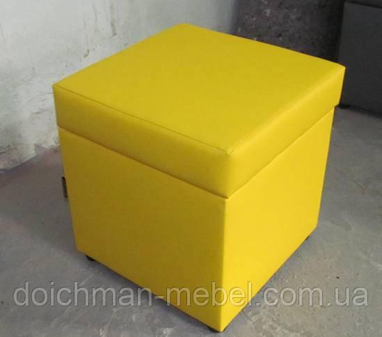 Пуфики для кафе для приемной для посетителей - Производитель мебели DOICHMAN furniture (Дойчман мебель), филиал мебельной фирмы Польша в Киеве