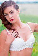 Бюстгальтер Push up Rosa Selvatica ANGELICA*RE292 Белый 70D, фото 1