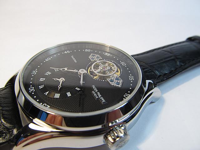 Мужские часы *Patek Philippe*Tourbillio