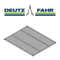 Ремонт верхнего решета на комбайн Deutz-Fahr 660 M (Дойц Фар 660 М).