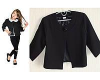 Болеро пиджак для девочки