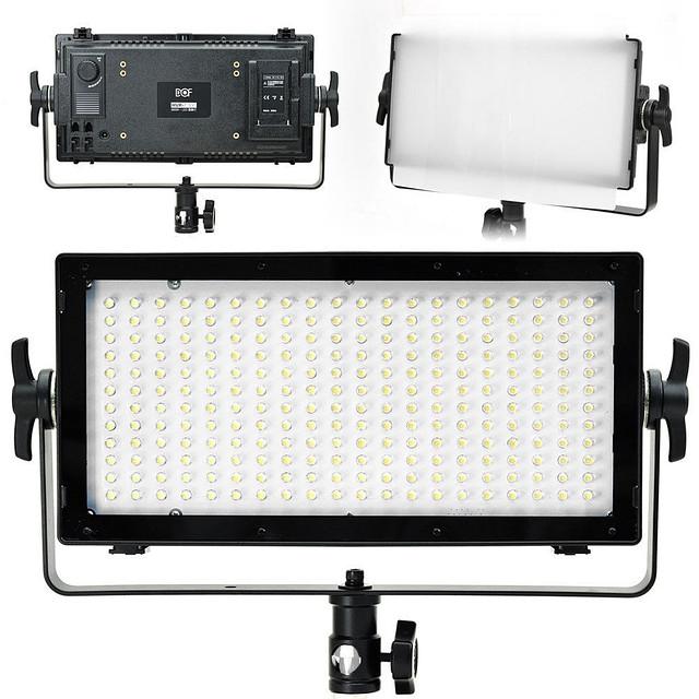 DOF C300 светодиодный постоянный студийный видео свет